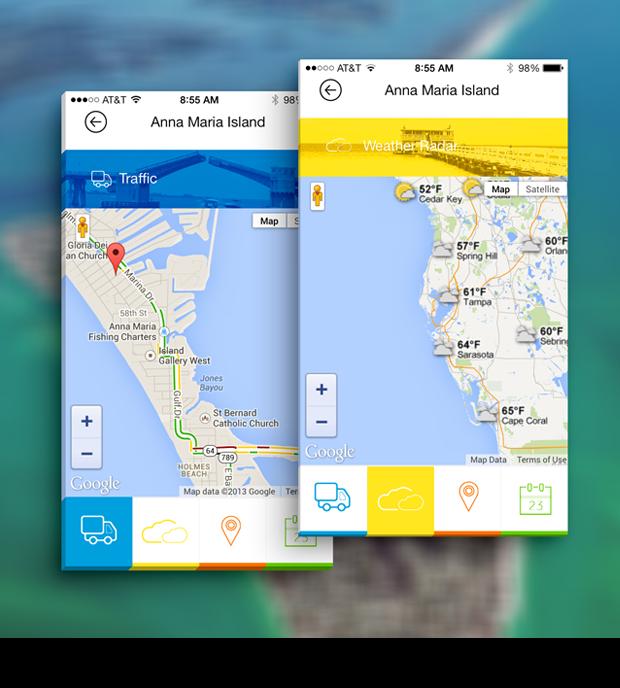 Anna Maria Island App