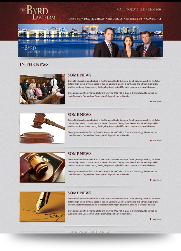 The Byrd Law Firm