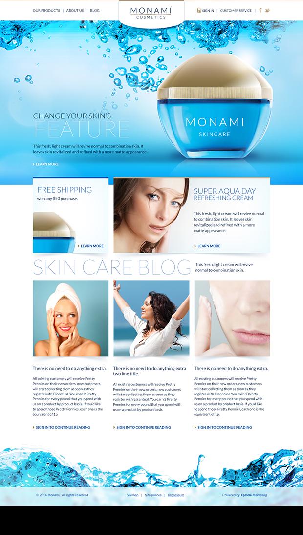 Monami Cosmetics