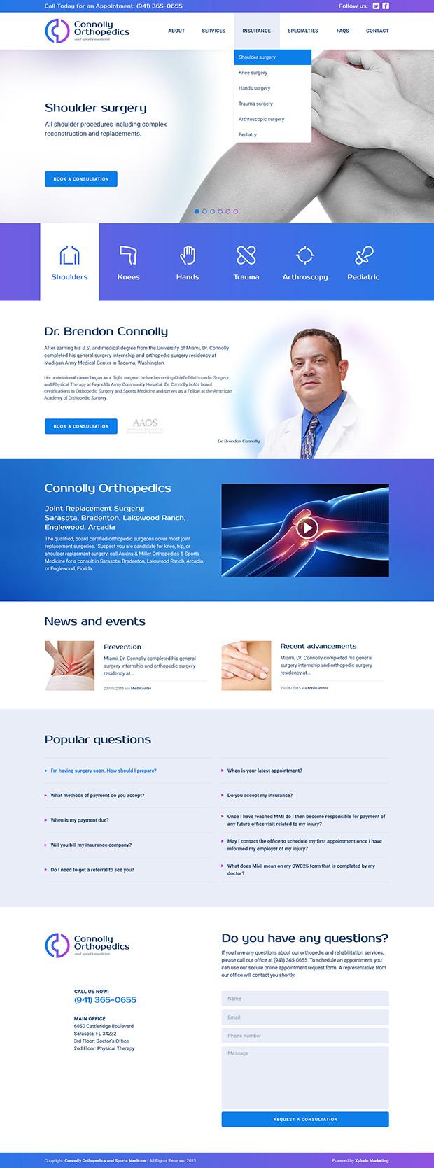 Connolly Orthopedic