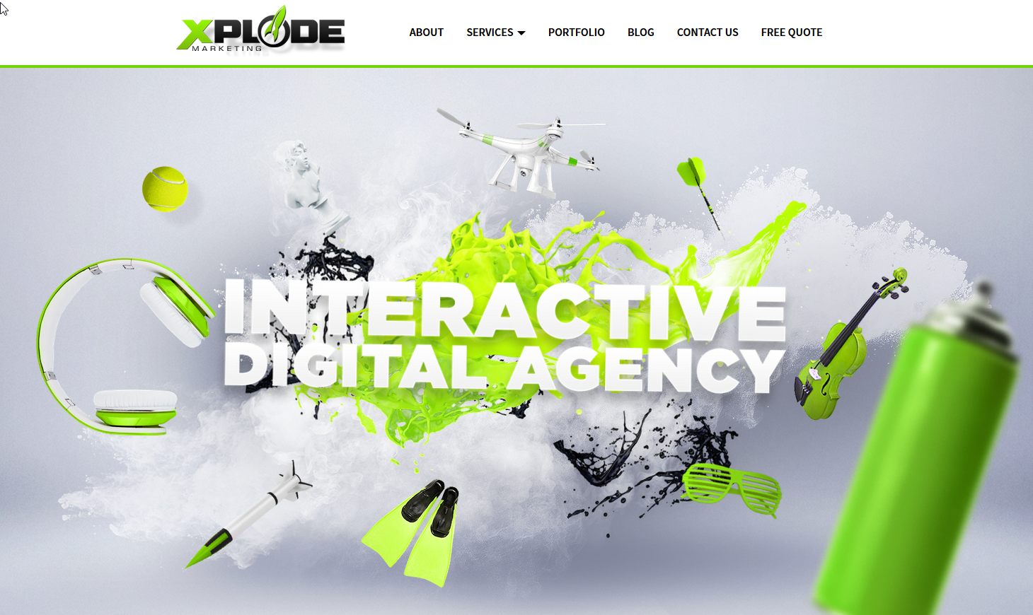 Sarasota Web Design, Development & Internet Marketing - Xplode Marketing