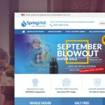 SpringWell Water Filtration Systems